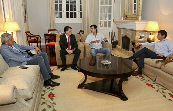 Urtubey evaluó con diputados nacionales  el pacto fiscal propuesto por la Nación