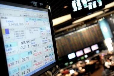 Bolsa de Valores de Buenos Aires:El Merval bajó un 4,1%, su peor caída en 5 meses