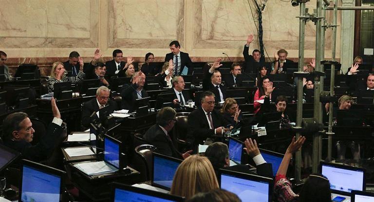 El Senado  ya tiene el texto para dar  el inicio del debate de las reformas laboral y previsional