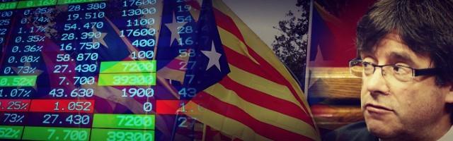 Oxford Economics calcula que la crisis catalana costará 17.000 millones de euros a España