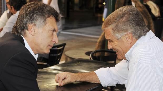 Macri se reunió con Aguad en la sede de la Armada