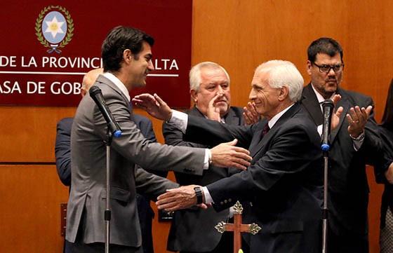 López Arias: Contribuiré al bienestar de los salteños
