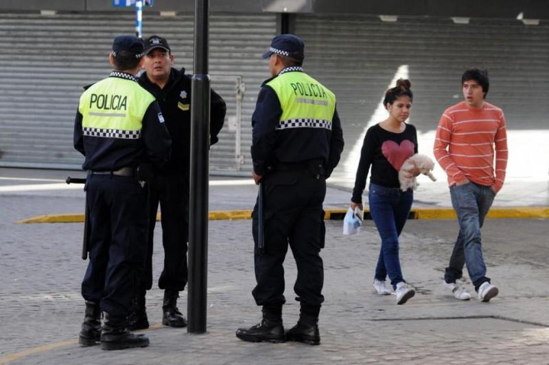 Más de 150 Policías en el megaoperativo por causas de robos en la vía pública