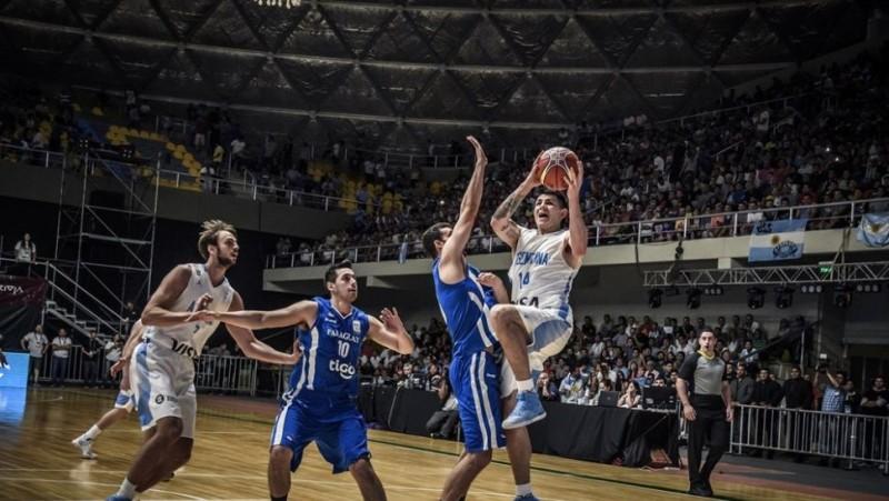 Argentina, con la mano derecha buscando llegar al Mundial China 2019