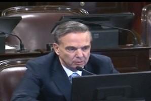 Pichetto avaló movilidad pero no la reforma laboral.