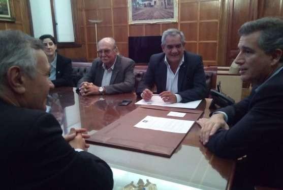 Coninagro le presentó al ministro de Agroindustria, propuestas de trabajo