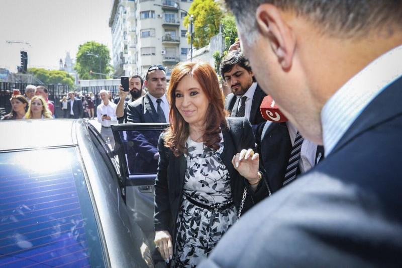 Las condiciones que puso Cristina Kirchner para jurar en el Senado