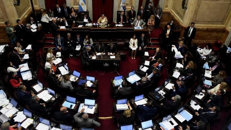 El Senado dio media sanción a la reforma previsional y al Pacto Fiscal con las provincias