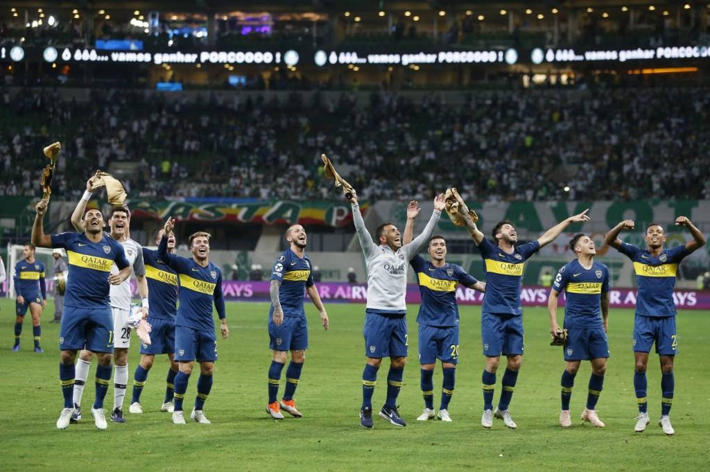 River y Boca disputarán la Libertadores