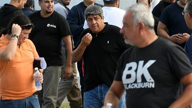 Pablo Moyano es indagado en Tribunales