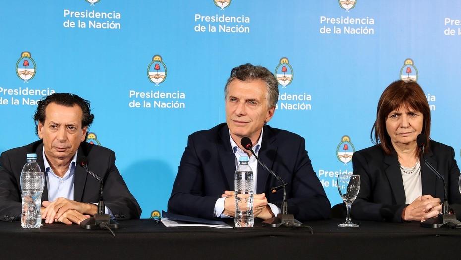 Macri: boca vs River juegan con hinchas