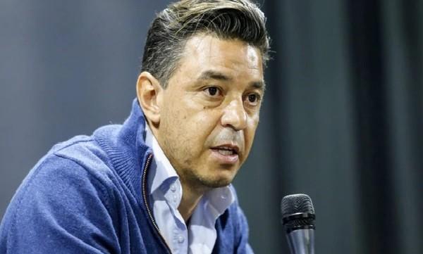 Marcelo Gallardo:pedí disculpas a la Conmebol
