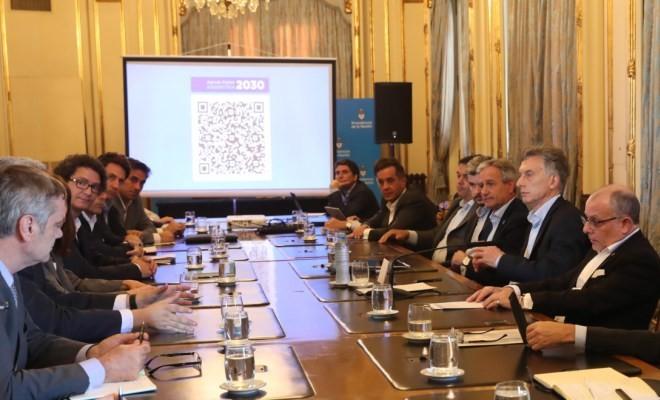 El Gobierno presentó la nueva Agenda Digital 2030