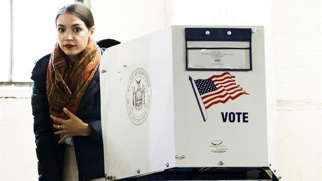 Mujeres que han hecho historia en las elecciones de EEUU