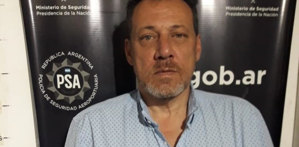 Detienen a ex titular de la AFIP asesor de Ricardo Echegaray