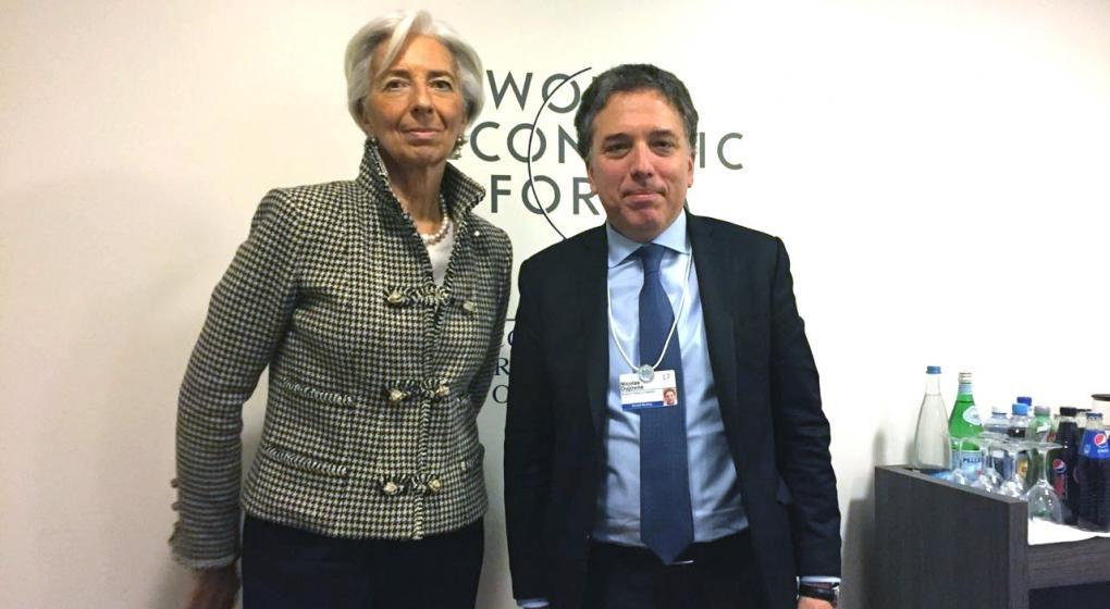 El FMI llega para monitorear el cumplimiento del acuerdo