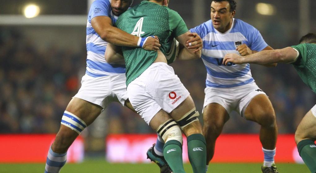 Los Pumas no pudieron con Irlanda en Dublin