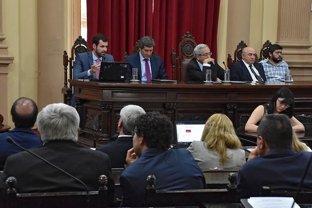 Presentaron el proyecto de Ley del Presupuesto 2019
