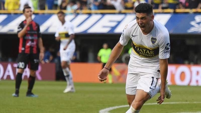 Boca se sacó por 1 -0 a Patronato