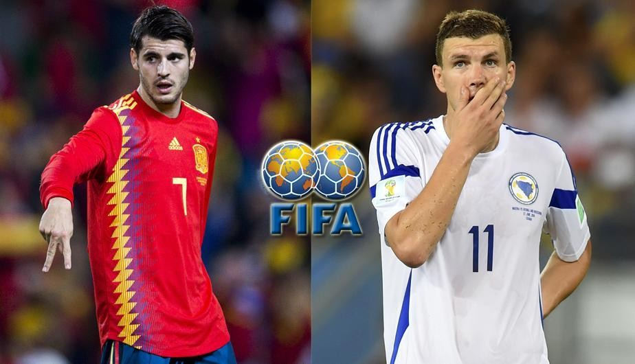 España venció a Bosnia por amistoso internacional