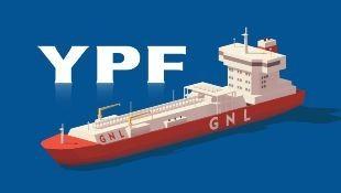 YPF producirá gas natural licuado