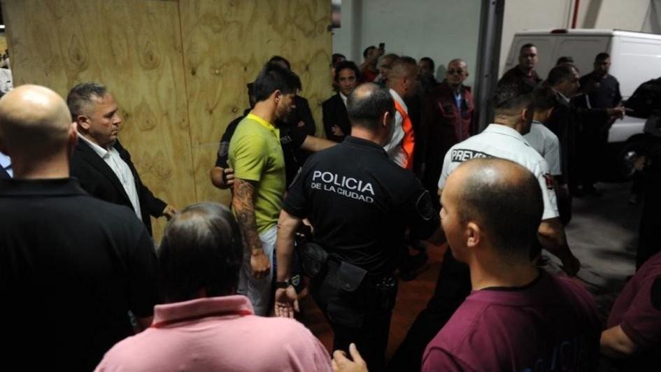 Suspendida la final de la Copa Libertadores