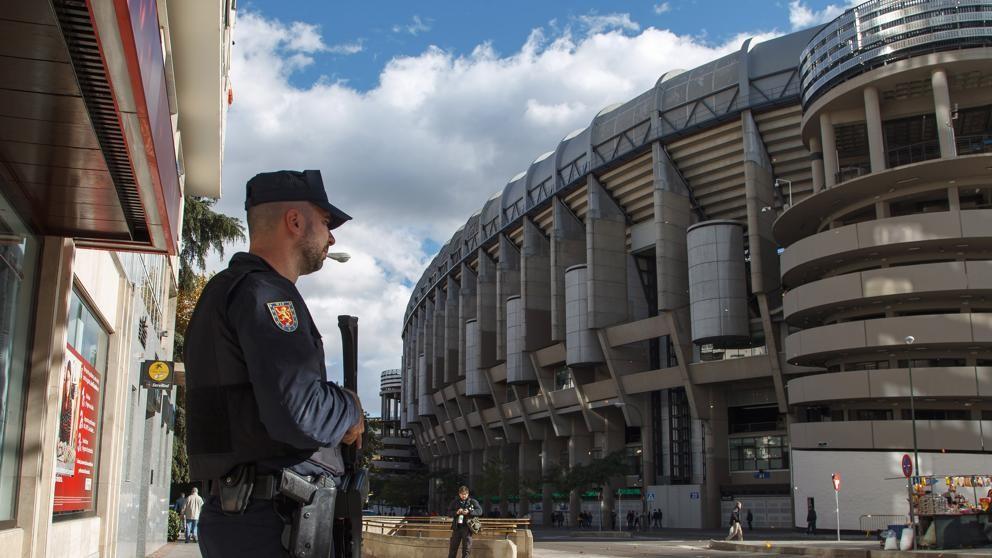 Madrid es una capital segura para la Copa Libertadores