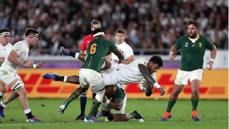 Los Springboks tricampeón de la Copa del Mundo de Rugby