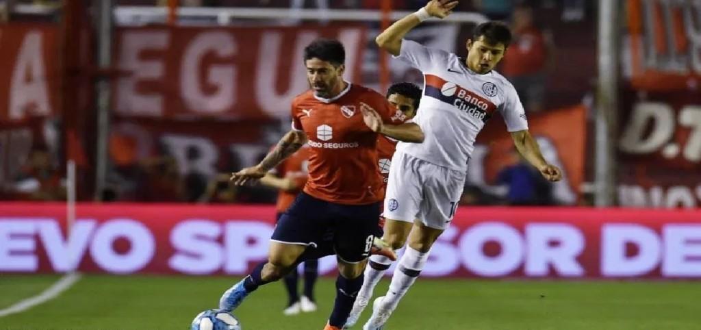 Independiente y San Lorenzo  por la superliga
