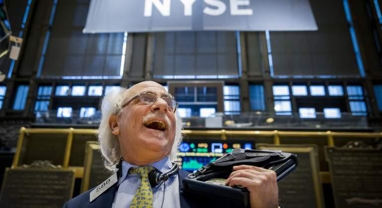Wall Street registra ganancias del 0,4%