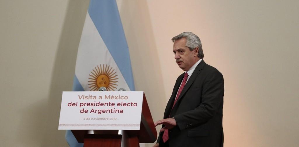 Alberto F. se reunió con Carlos Slim