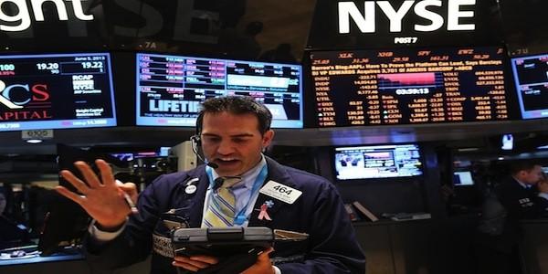 Wall Street cerró con ganancias por triplicado