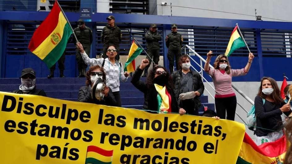 Bolivia: Mesa pide que se repitan las elecciones