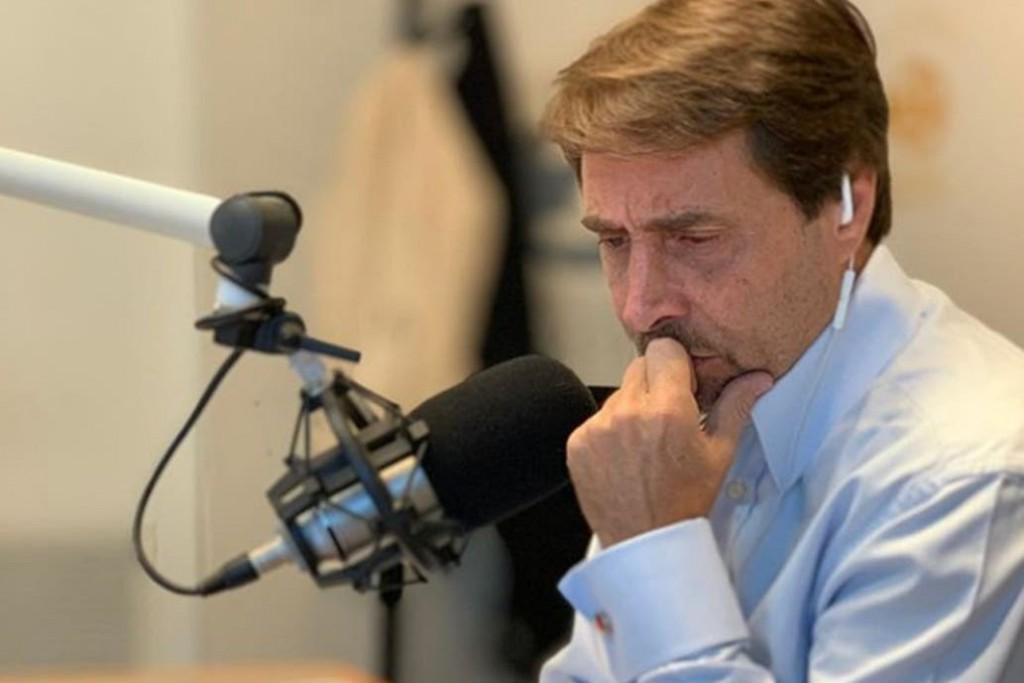 Eduardo Feinmann  deja radio Red