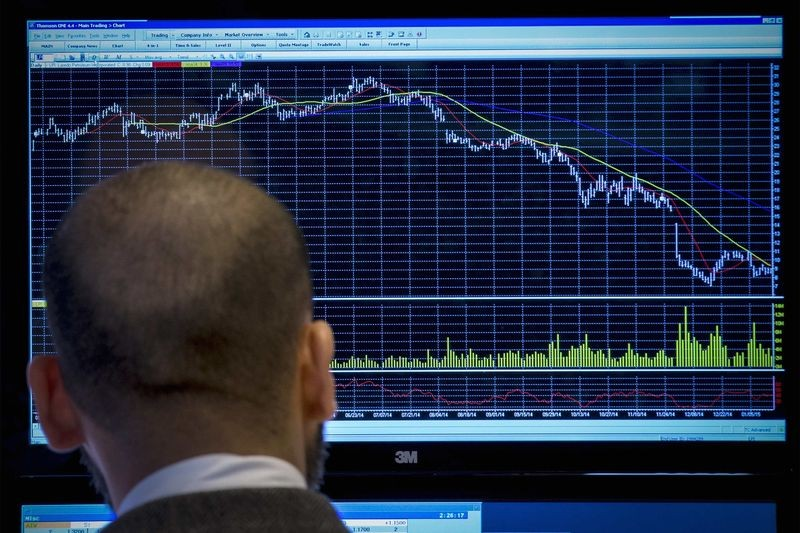 La Bolsa de Valores Argentina cerro en rojo