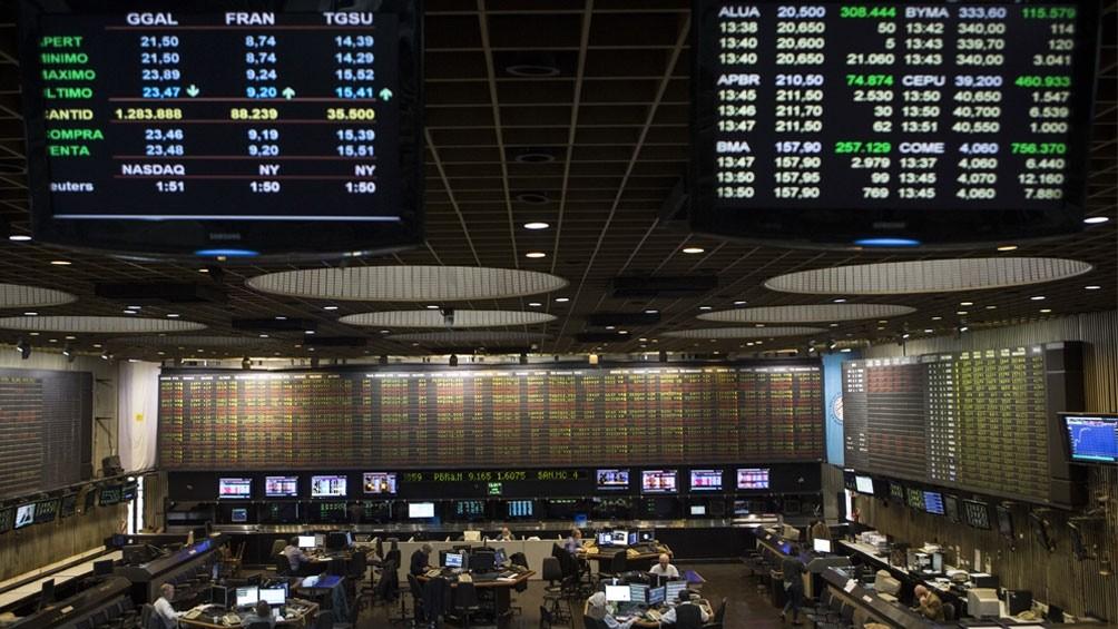 Bolsa argentina sube en plaza reducida por cautela y feriado EEUU