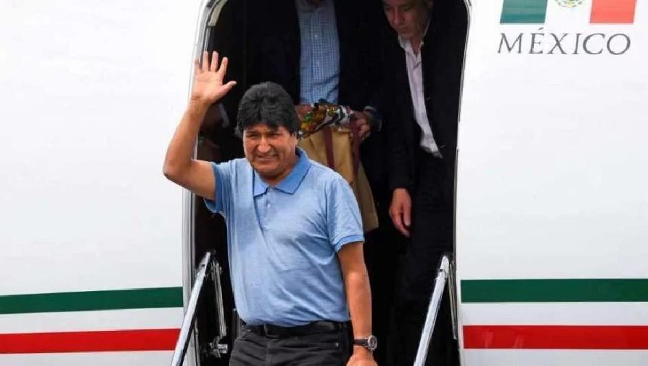 Evo Morales :Me salvaron la vida
