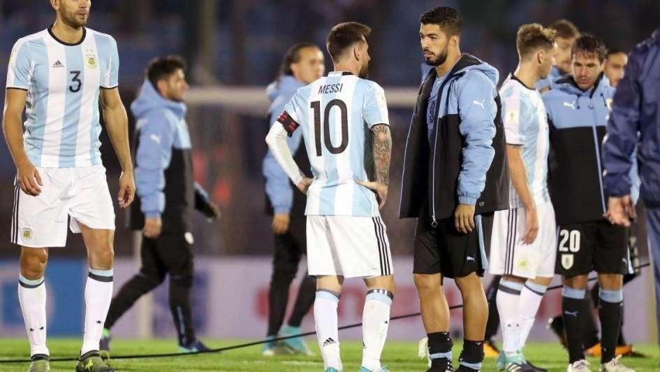Argentina-Uruguay se suspendería en Israel