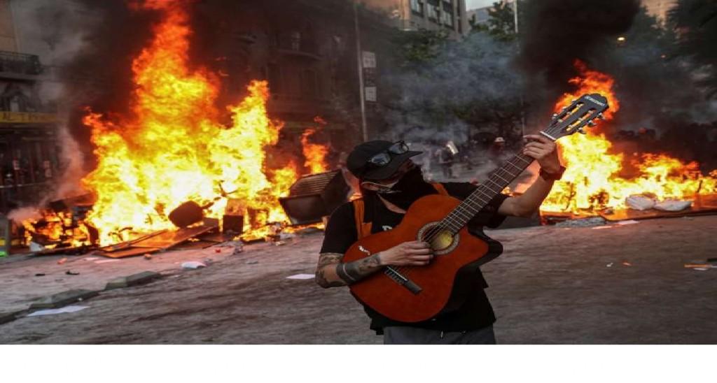 La UE pidió al Gobierno Chileno que atienda las demandas del pueblo