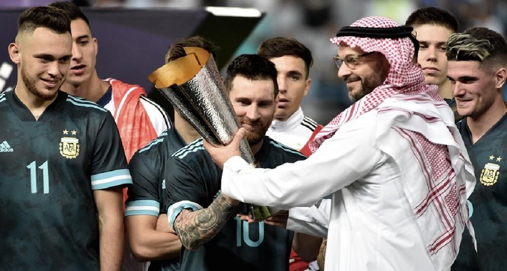Messi: En ningún momento nos generaron peligro Brasil