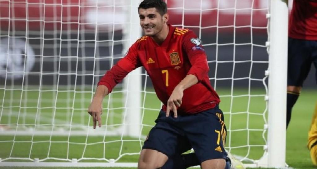 España y una goleada histórica ante Malta