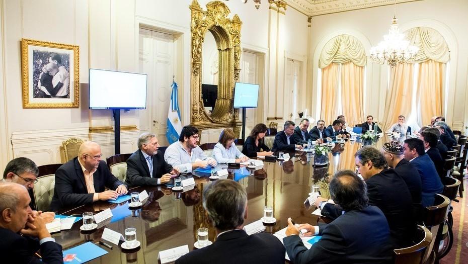 El Gobierno admite que no hay transición con el equipo de Alberto Fernandez
