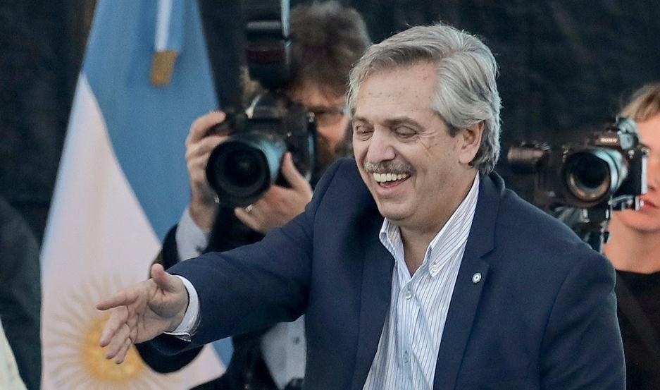 Los Ministros del electo presidente Alberto Fernandez