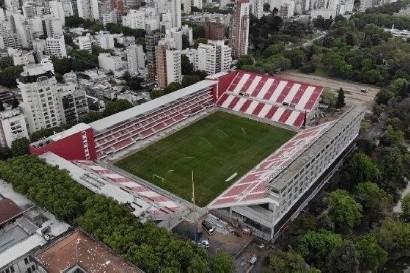 Estudiantes de La Plata inauguró su nuevo estadio