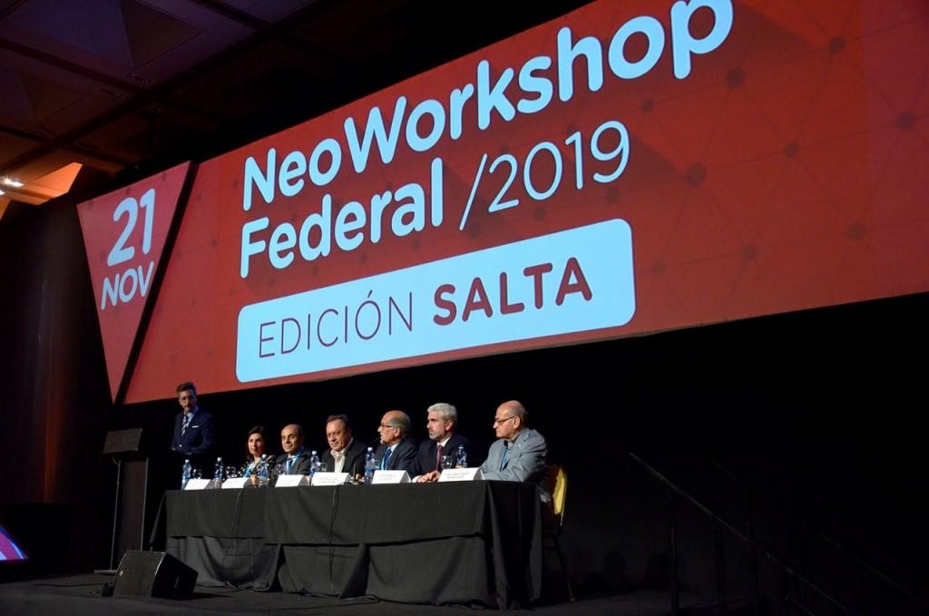 Octava edición del Neo Workshop Federal