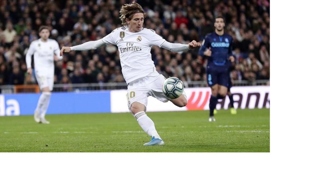 El Real Madrid se impuso ante la Real Sociedad