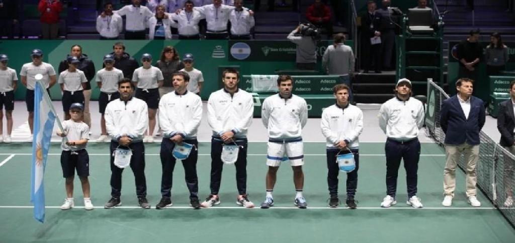 Argentina  tiene rival en la Copa Davis 2020
