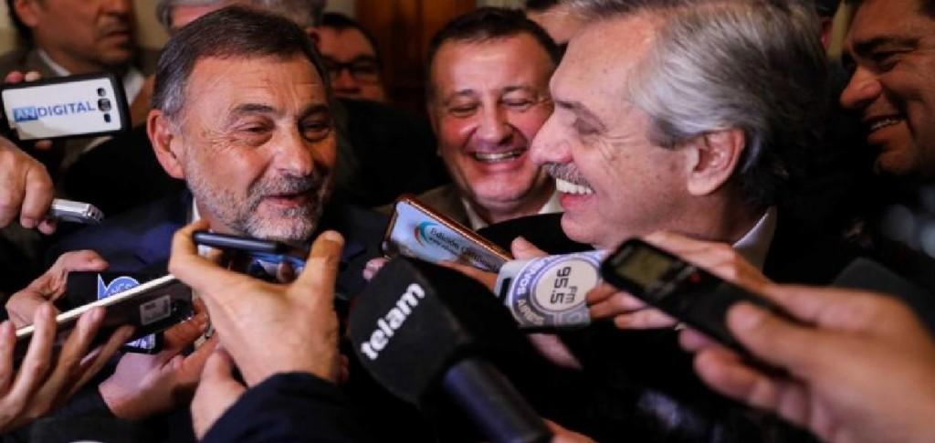 Caserio será el ministro de Transporte de Fernández