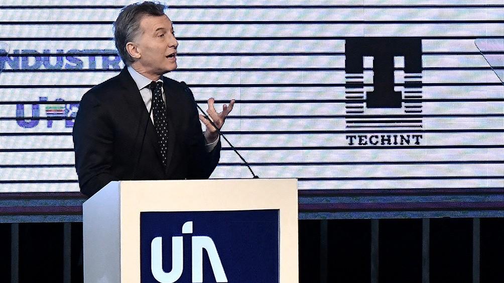 Macri encabezará el acto de clausura de la conferencia de la UIA