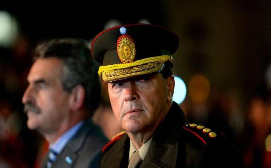 César Milani absuelto en el juicio por la desaparición del soldado Ledo